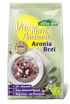 Amaranth Aronia Brei