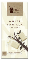 White Vanilla Rice Choc