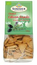 Dinkel Oliven Snacks, 150 g