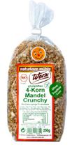 Vk 4 Korn Mandel Crunchy gf, 250 g
