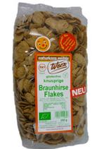 Braunhirse Flakes gf, 250 g