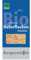 Haferflocken Kleinblatt