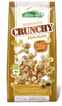 Amaranth Crunchy Edelnuss, 400 g