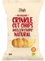 Wellenchips gesalzen