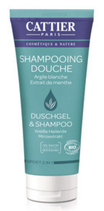 Duschgel & Shampoo  2 in 1 Sport, 200 ml