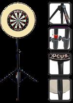 BULL'S Mobile Dartstand