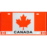 Licence Plate - Canada