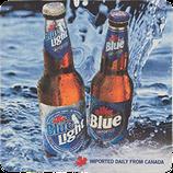 Labatt Blue/Labatt Blue Light Coasters - Bierdeckel