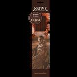 Incense - Native Collection - Cedar