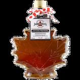 Ahornsirup 250 ml - Glasflasche in Ahornblattform-JM