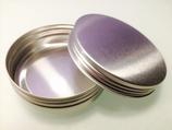 Aluminiumdose mit Schraubverschluss
