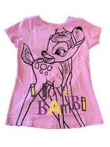 "Kurzarm Disney T-Shirt ""I love Bambi"""