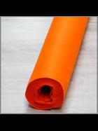 Filz dunkel orange