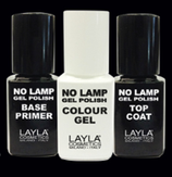 Layla No Lamp Gel Polish 3er Set