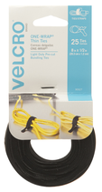 VeLCRO ワンラップ 薄型結束ベルト 90927