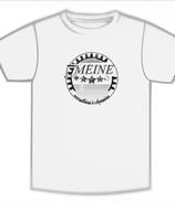 MEINE Bandshirt Grau Männer