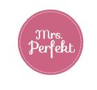Schlüsselanhänger - Mrs. Perfekt