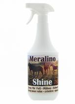 Meralino Shine - Spray für Fell, Mähne und Schweif