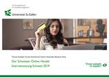 Der Schweizer Online Handel Internetnutzung Schweiz 2019