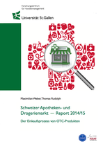 Schweizer Apotheken- und Drogeriemarkt