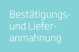 Inway Bestätigungs- & Lieferanmahnung