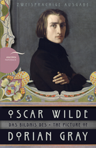 Oscar Wilde, Das Bildnis des Dorian Gray / The Picture of Dorian Gray (Anaconda Paperback) zweisprachig engl. deutsch