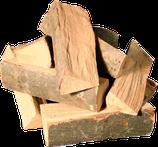 10kg Brennholz (Buche abgepackt).