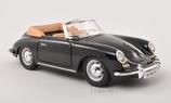 Art.Nr. 16.469 Porsche 356 Cabriolet scwarz