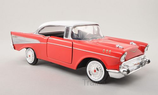 Art.Nr. 16.470 Chevrolet Bel Air Hardtop rot/weiss