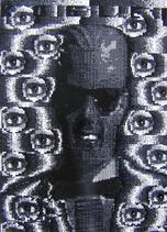 Edition: Kogler (Peter Kogler - Headroom) 1988.