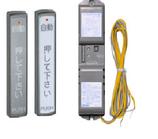 ワイヤレスタッチ(OPTEX社製・TAKEX社製)送信親機・送信子機・受信機セット