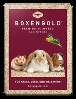 Boxengold Premium Ecostreu für Kleintiere