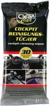 Elina Clean Car Cockpit-Reinigungstücher (30stk)