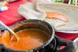 Injera for Children Gluten lactos Free Teff base