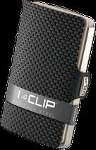 I-Clip Steel Milanaise schwarz