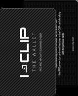 RFID-Karten für I-Clip, 2 Stück