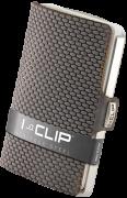 I-Clip Steel Milanaise grau