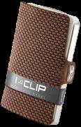 I-Clip Steel Milanaise oak