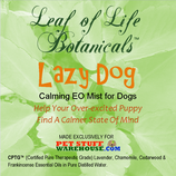 Leaf of Life Botanicals™ Lazy Dog™