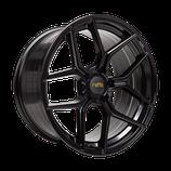 RAFFA WHEELS RS-01 MONOBLOCK GLOSS BLACK | 19 - 20 ZOLL | AB 250,00 EURO PRO STÜCK | MIT TÜV GUTACHTEN