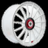 BJ-WHEELS V4 RACE FLOWFORMING FELGEN | FARBE WHITE  | 19 ZOLL | AB 412 EURO PRO STÜCK