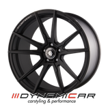 BJ-WHEELS F1 LIGHTWEIGHT FELGEN | FARBE MATTE BLACK | 18 ZOLL | AB 315,00 EURO PRO STÜCK