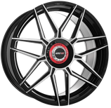 MOTEC GT ONE MCT14 SCHWARZ GLANZ FRONTPOLIERT | 19 - 20 ZOLL | 240,00 EURO PRO STÜCK |