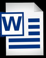 Microsoft Word | Okt. 2015