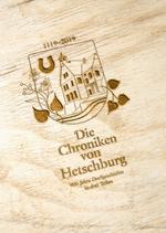 """Buch """"Die Chroniken von Hetschburg"""""""