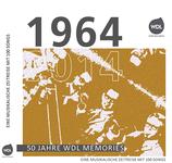 50 JAHRE WDL MEMORIES 1964-2014 : Box-Set mit 5 CD's; Eine musikalische Zeitreise mit 100 Songs