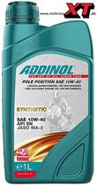 ADDINOL 4T SAE 10W-40 SYNTH