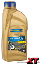 RAVENOL Fork Oil Light 5W