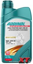 ADDINOL 4T SAE 10W-50 SYNTH