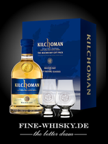 Kilchoman Machir Bay Gift Pack